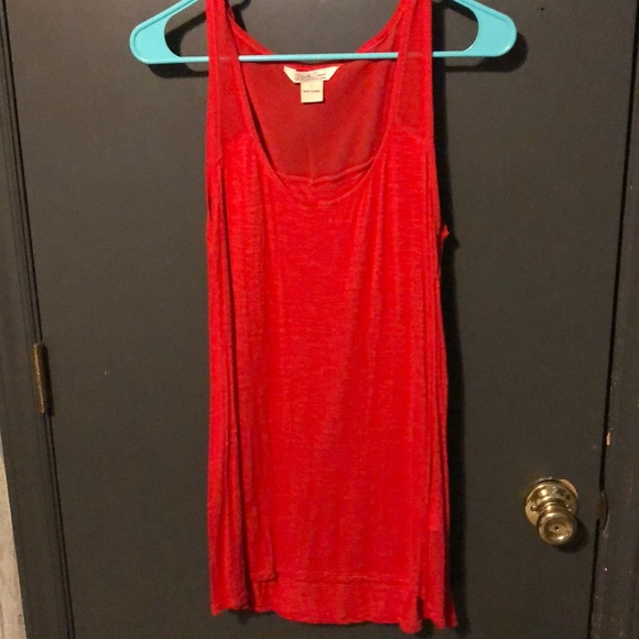 Lucky Brand Tops - Red tank